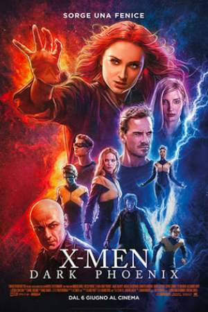 Image X-Men - Dark Phoenix