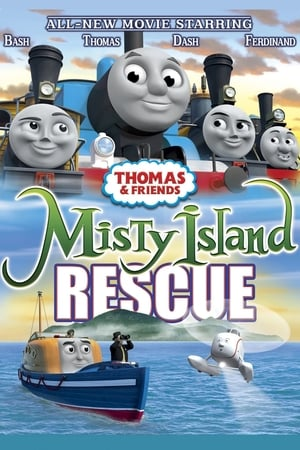 Image Thomas & Friends: Misty Island Rescue