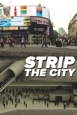 Image Strip the City