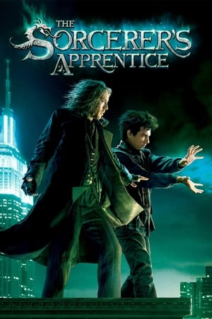 Poster The Sorcerer's Apprentice 2010