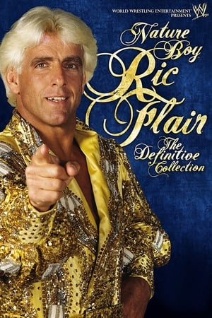 Image WWE: Nature Boy Ric Flair - The Definitive Collection