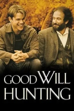 Poster Good Will Hunting 1997