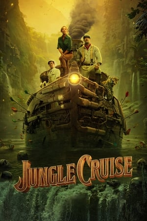 Poster Jungle Cruise 2021