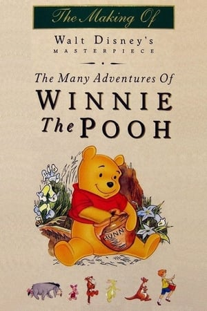 Image The Many Adventures of Winnie the Pooh: The Story Behind the Masterpiece