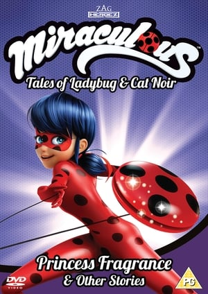 Image Miraculous: Tales of Ladybug and Cat Noir - Princess Fragrance & Other Stories Vol 3