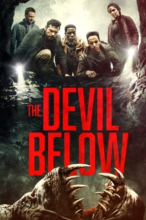 Poster The Devil Below 2021