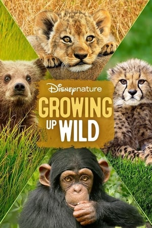 Poster Growing Up Wild 2016