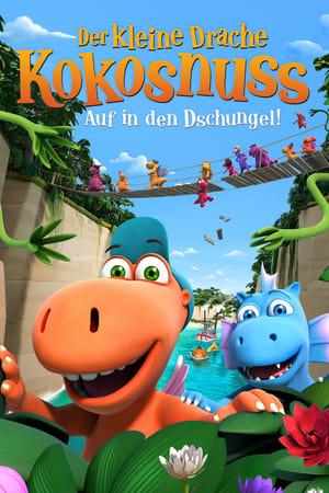Ver Online Der kleine Drache Kokosnuss 2 - Auf in den Dschungel!
