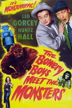 Image The Bowery Boys Meet the Monsters