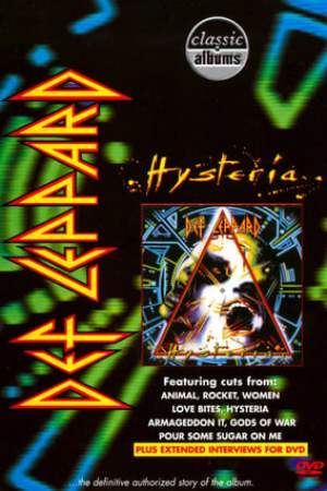 Image Classic Albums: Def Leppard - Hysteria