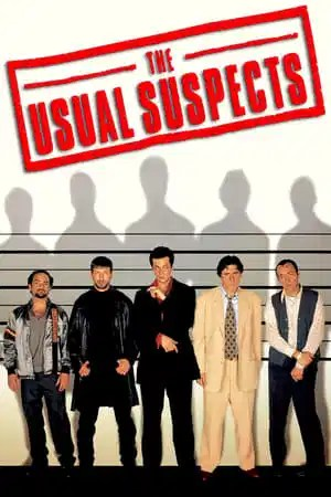 Poster The Usual Suspects 1995