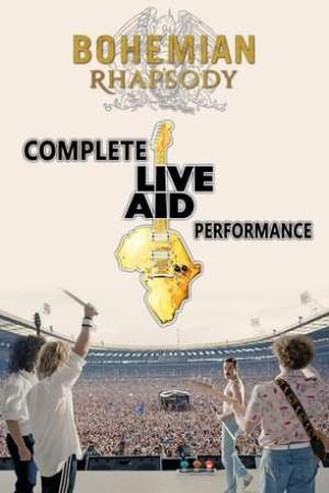 Image Bohemian Rhapsody: Recreating Live Aid