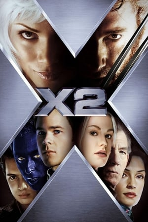Poster X2 2003