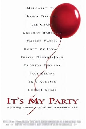 Poster It's My Party 1996