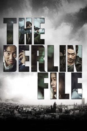 Poster The Berlin File 2013