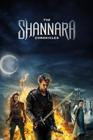 Poster The Shannara Chronicles Season 2 Amberle 2017