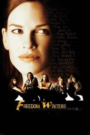 Poster Freedom Writers 2007