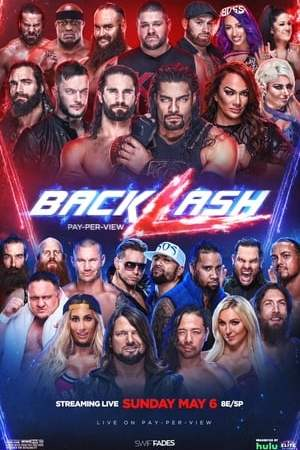 Image WWE Backlash 2018