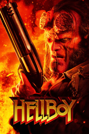 Poster Hellboy 2019