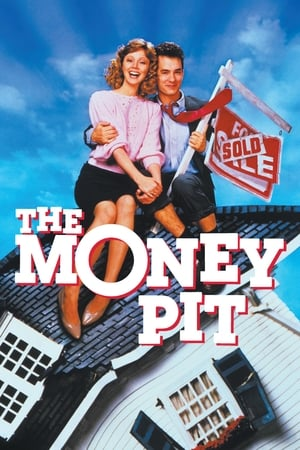 Poster The Money Pit 1986