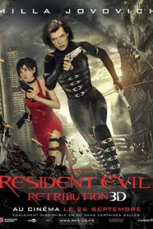 Image Resident Evil : Retribution