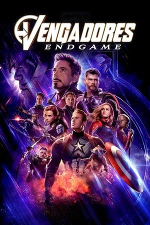 Vengadores: Endgame poster
