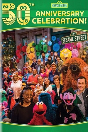 Image Sesame Street's 50th Anniversary Celebration