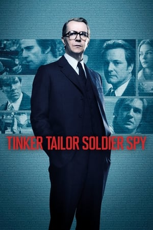 Poster Tinker Tailor Soldier Spy 2011