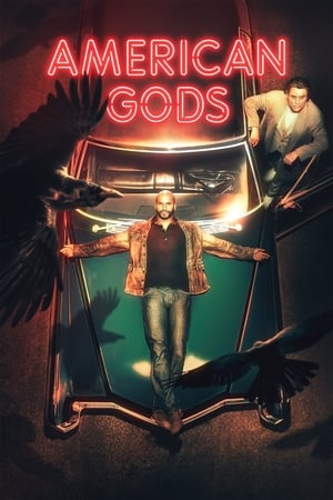 Poster American Gods 2017