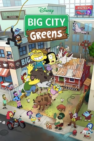 Image Big City Greens