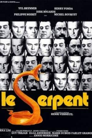 Poster The Serpent 1973