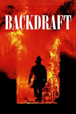 Poster Backdraft 1991