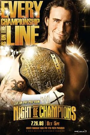 Image WWE Night of Champions 2009