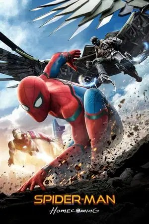 Poster Spider-Man: Homecoming 2017