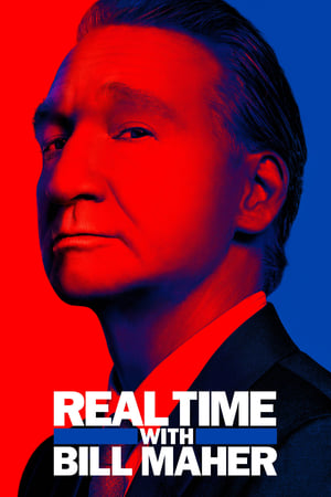 Poster Real Time with Bill Maher 2003