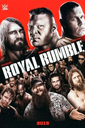 Image WWE Royal Rumble 2015