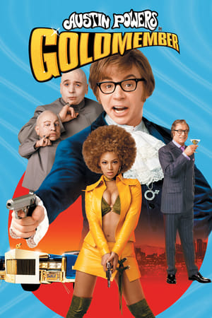 Poster Austin Powers in Goldmember 2002