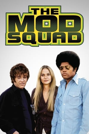 Poster The Mod Squad 1968
