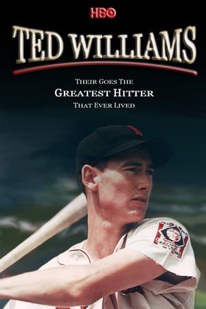 Poster Ted Williams: There Goes the Greatest Hitter That Ever Lived 2009