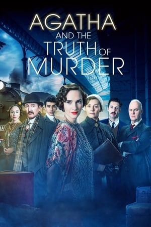 Poster Agatha and the Truth of Murder 2018