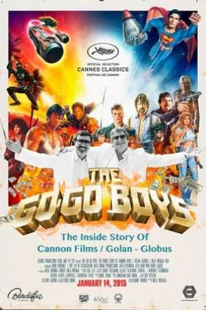 Image The Go-Go Boys: The Inside Story of Cannon Films