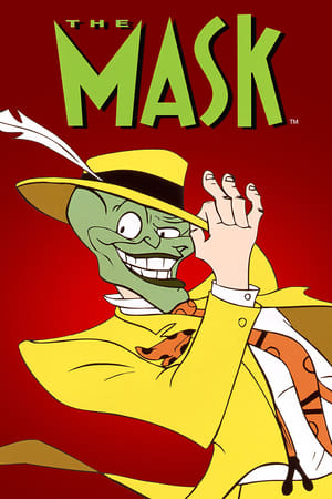 Poster The Mask The Animated Series 1995