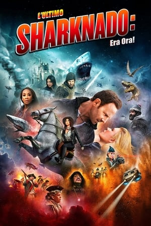 Image L'ultimo Sharknado - Era ora!