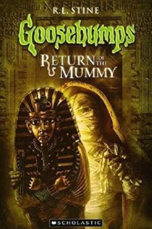 Image Goosebumps: Return of the Mummy