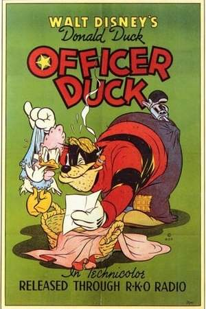Image Officer Duck