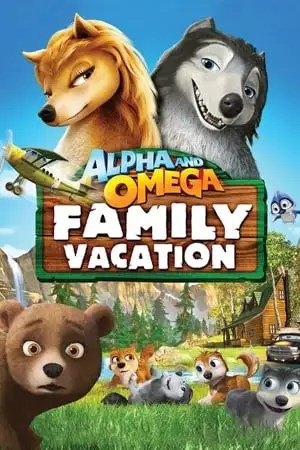 Image Alpha and Omega: Family Vacation