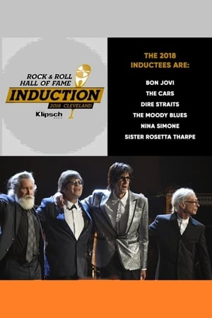 Image 2018 Rock and Roll Hall of Fame Induction Ceremony