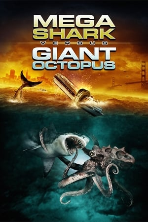 Image Mega Shark vs. Giant Octopus