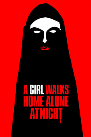 Image A Girl Walks Home Alone at Night