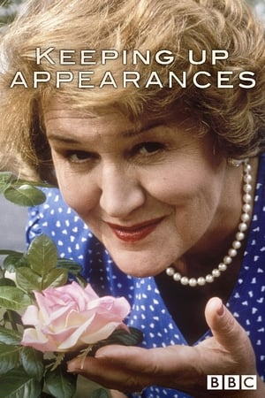 Poster Keeping Up Appearances 1990